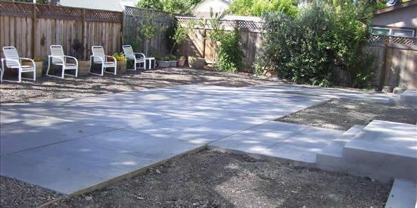 Vista Lane Concrete Flatwork