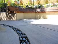 Custom Backyard Flatwork project in Oakland